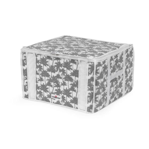 Vakuový úložný box na oblečenie Compactor Signature Tahiti 3D Vacuum Bag, 125 l