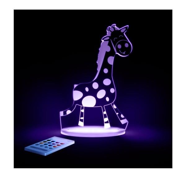 Dětské LED noční světýlko Aloka Giraffe