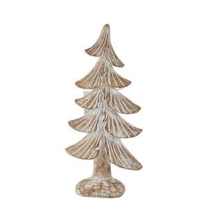 Dekorativní vánoční stromek KJ Collection, 23,5 cm