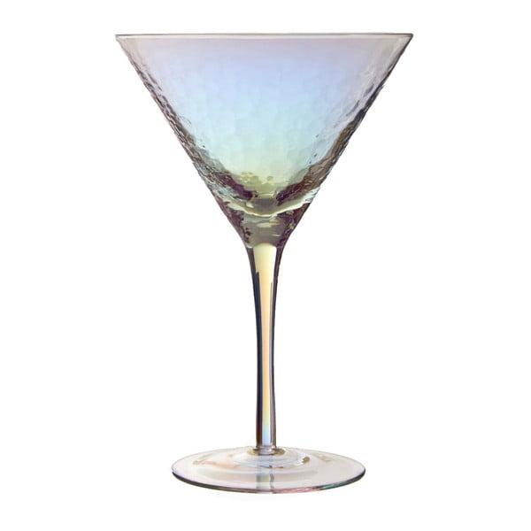 Sada 2 sklenic na cinzano Premier Housewares Hammered, 350 ml