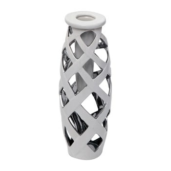 Vază din ceramică Mauro Ferretti Web Picc, înălțime 31,5 cm de la Mauro Ferretti