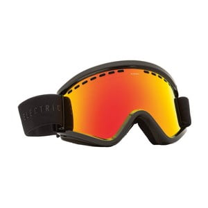 Pánské lyžařské brýle Electric EGV Gloss Black - Bronze Red Chrome, vel. M
