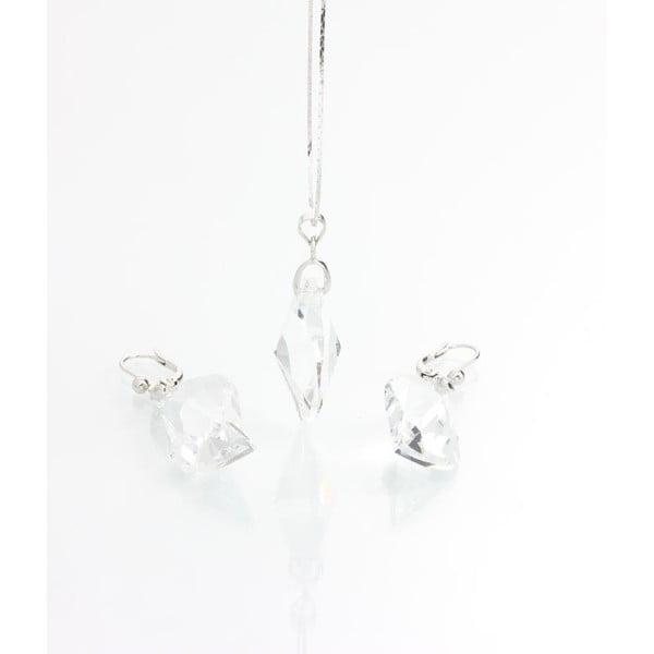 Set náhrdelníku a náušnic Yasmine Curly