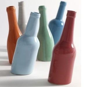 Sada 6 barevných váz, velké