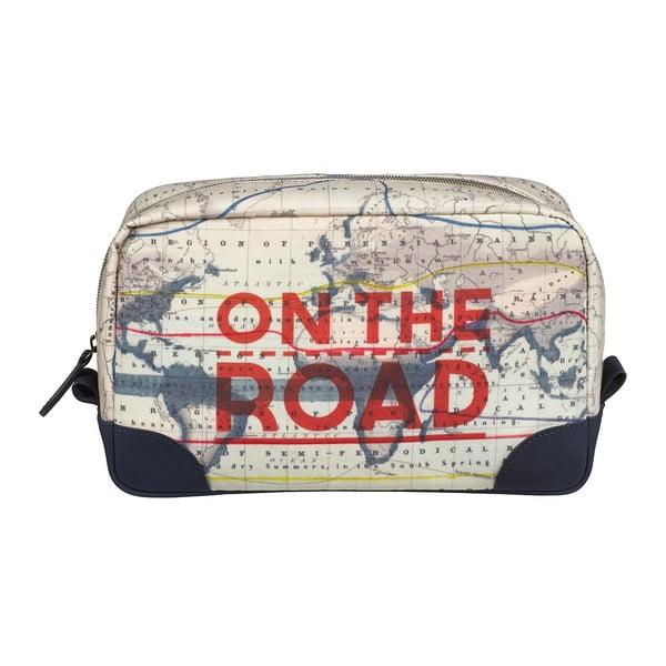 Toaletní taška Cartography On the Road