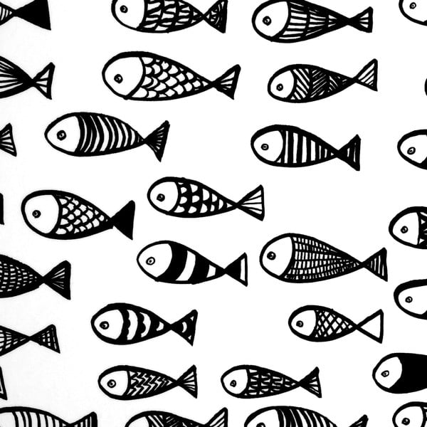 Prostírání Karin Åkesson Design Fish, 27x22 cm