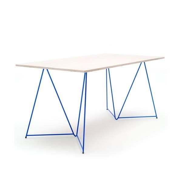 Podnož ke stolu Diamond Blue, 70x55 cm