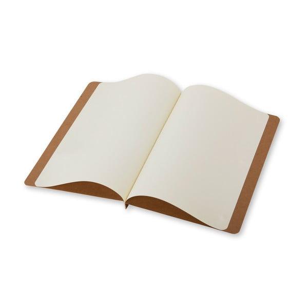 Dopisní set Moleskine Avana, zápisník + obálka