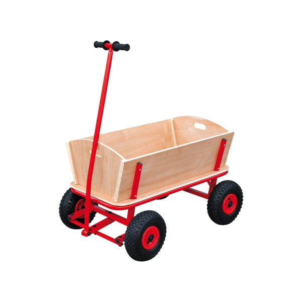 Detský drevený vozík Legler Handcart Maxi