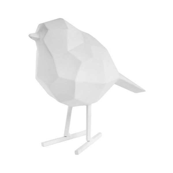 Statuetă PT LIVING Bird Small, alb