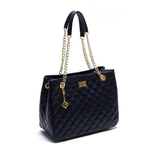 Kožená kabelka Isabella Rhea 2055 Blue