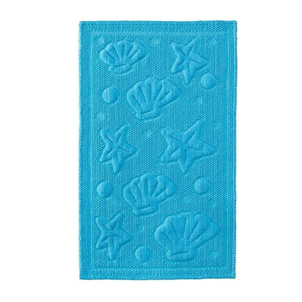 Předložka do koupelny Istra Turquoise, 60x100 cm