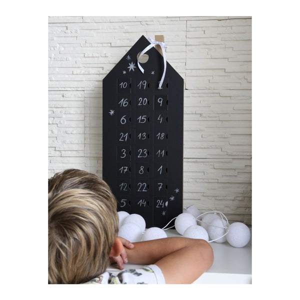 Calendar advent tablă de scris Unlimited Design for kids