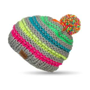 Ručně pletená čepice DOKE Lu