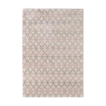 Covor Mint Rugs Dotty, 80 x 150 cm, culoare deschisă