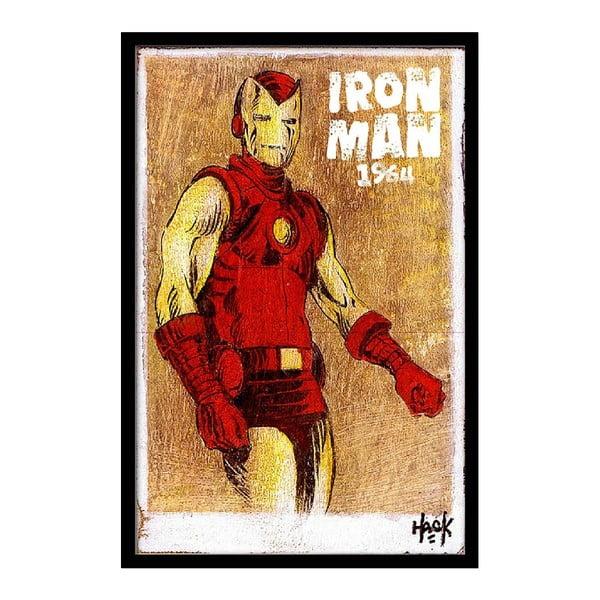 Plakát Iron Man 1964, 35x30 cm