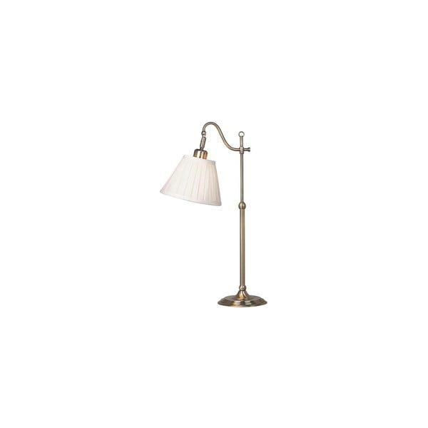 Stolní lampa Markslöjd Charleston, béžová
