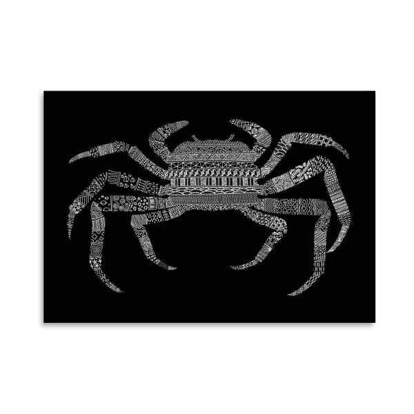 Plakát Crab od Florenta Bodart, 30x42 cm