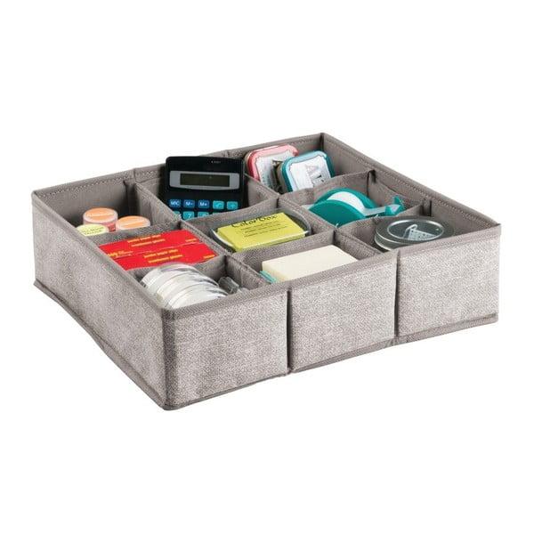 Organizator pentru sertar InterDesign Aldo, 9 compartimente, 30,5 x 35,5 cm
