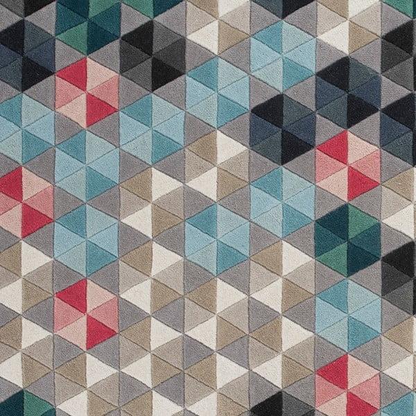 Vlněný koberec Linie Design Colmena, 170x240 cm