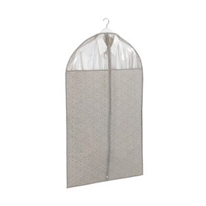 Béžový obal na obleky Wenko Business, 150x60cm