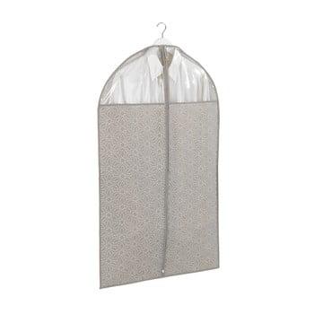 Husă protecție haine Wenko Business, 100 x 60 cm, bej imagine