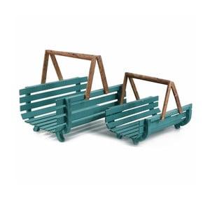 Sada 2 košíků Moycor Slats