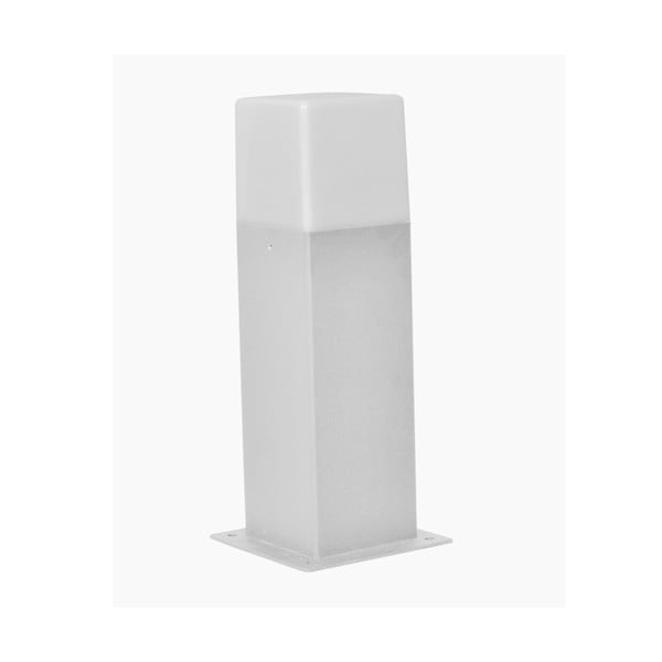 Venkovní stojací světlo Hudson Titanium, 30 cm