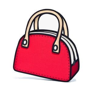 Komiksová taška Carly Sweetie Red