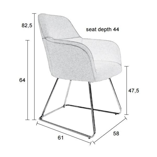 Jídelní židle Duo Tone