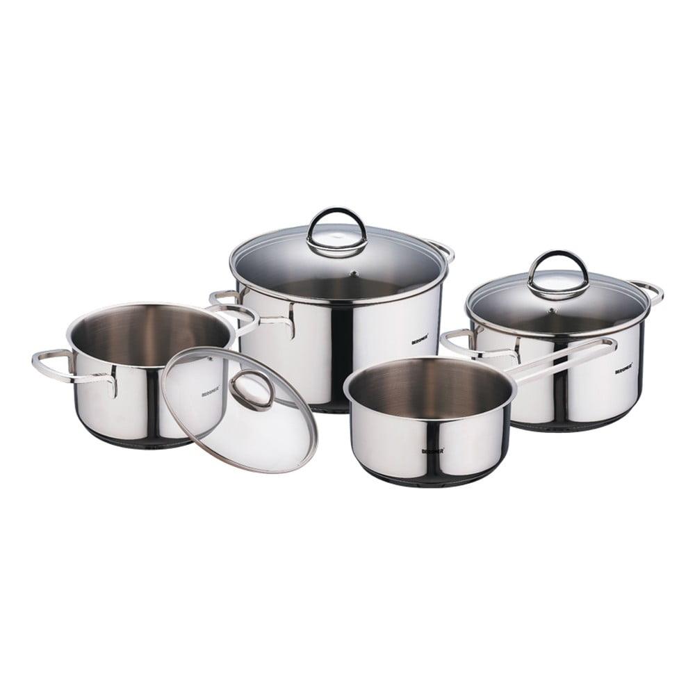 7dílná sada nádobí Bergner Classic