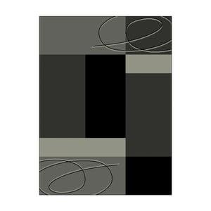 Šedý koberec Hanse Home Prime Pile,70x140cm