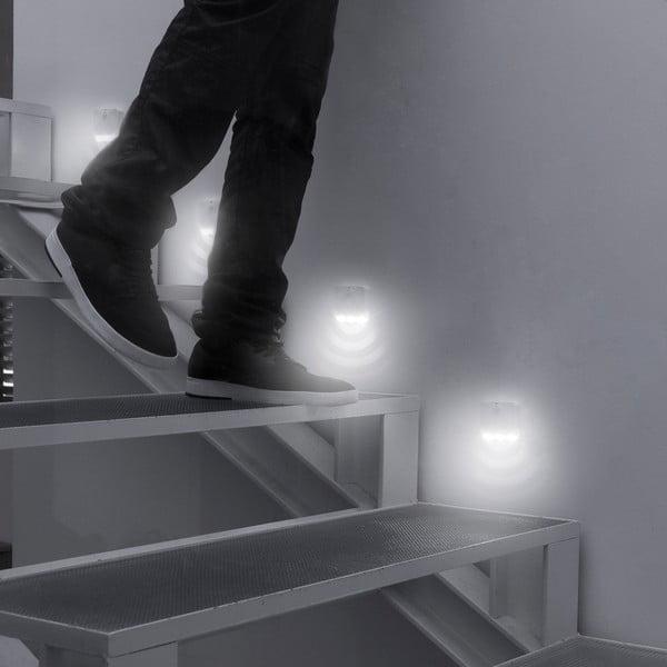 Komplet 2 lampek LED z czujnikiem ruchu InnovaGoods