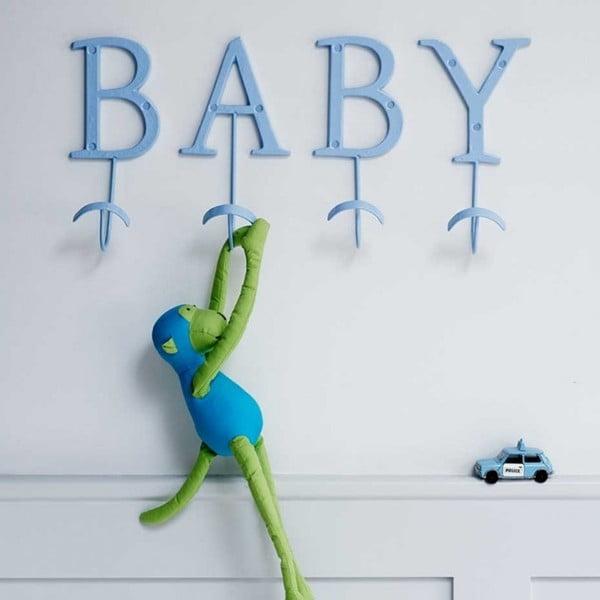 Dekorativní   věšák Baby Blue