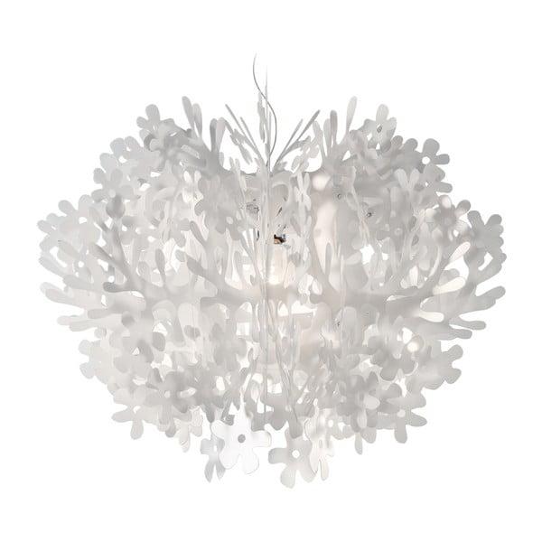 Stropní světlo Fiorella White, 51 cm