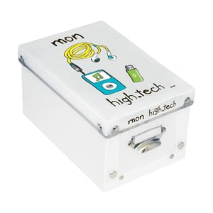 Krabice na elektroniku Incidence Mon high tech