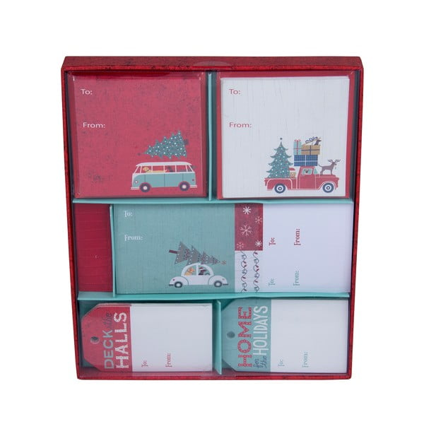 Set vánočních komplimentek Tri-Coastal Design