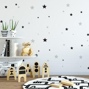 Autocolant pentru perete Dekornik Stars