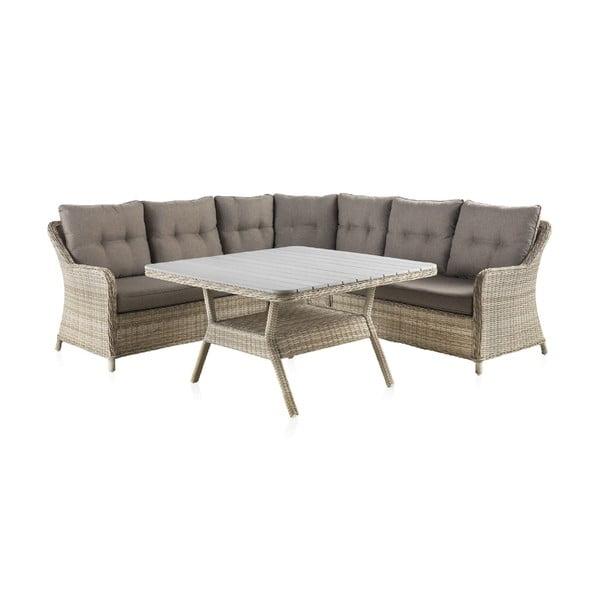Set mobilier de grădină cu masă Geese Alessia