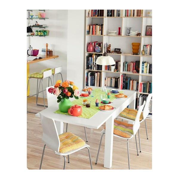 Bílý rozkládací jídelní stůl 13Casa Granada