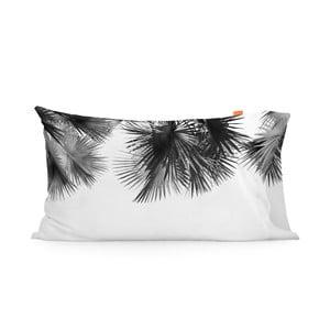 Povlak na polštář Blanc Palm Tree, 50x80cm