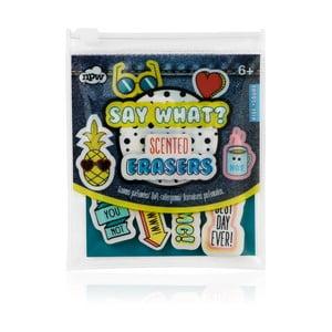 Set 10 gume de șters NPW Erasers