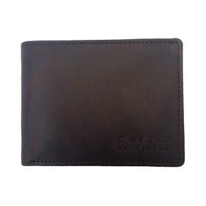 Tmavě hnědá kožená peněženka O My Bag Tobi´s