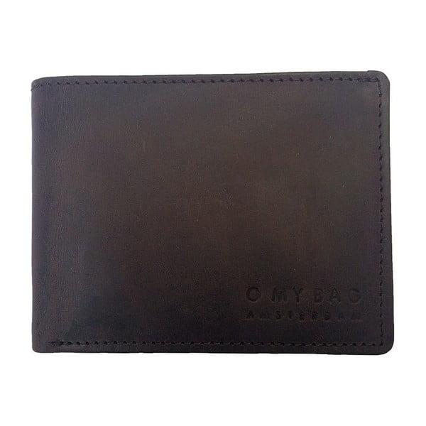 Kožená peněženka Tobi´s, tmavě hnědá