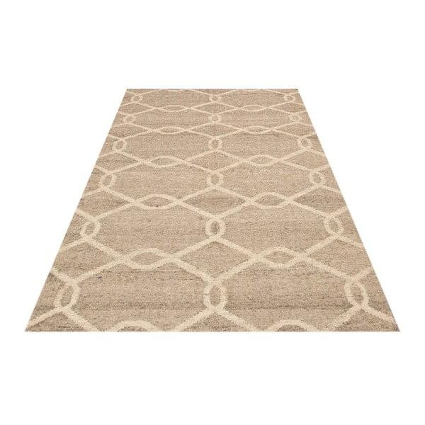 Vlněný koberec Kilim 835, 120x180 cm