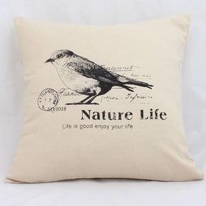 Návlek na polštář Nature Life, 40x40 cm