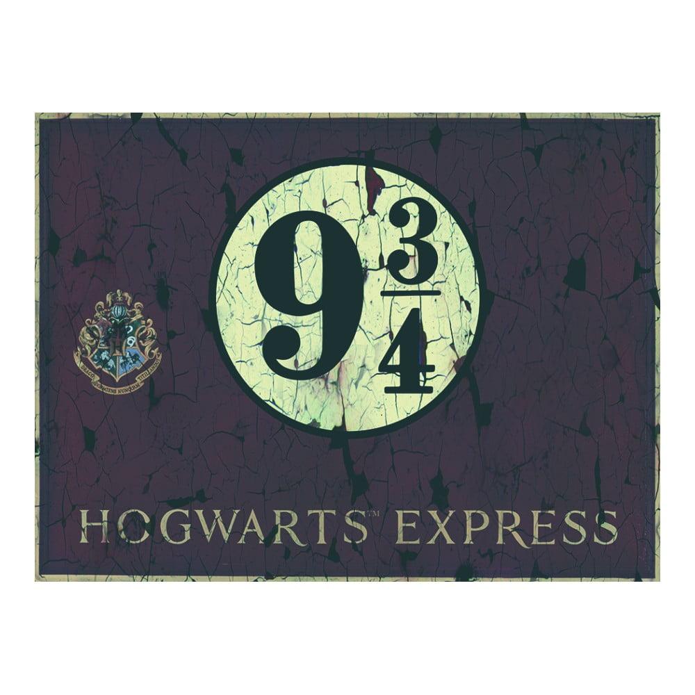 Obraz Pyramid International Harry Potter Hogwarts Express, 60 x 80 cm