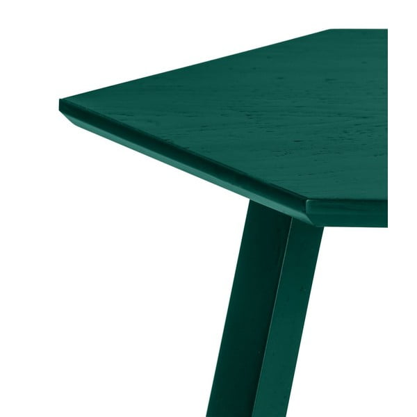Konferenční stolek Hexagon Green, 70x37x70 cm