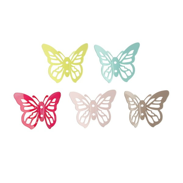 Háčky Butterflies