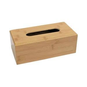 Bambusový box na kapesníky Rubena